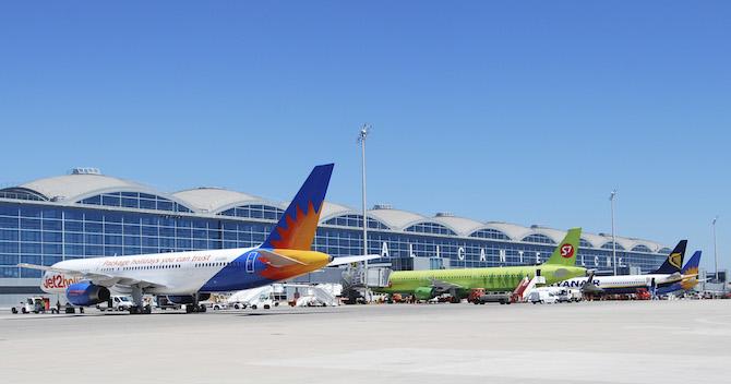 El Aeropuerto Abrirá Una Terraza Con Vistas A Los Aviones