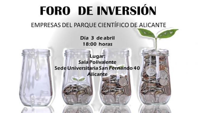 La Universidad de Alicante conecta a inversores con seis empresas ...