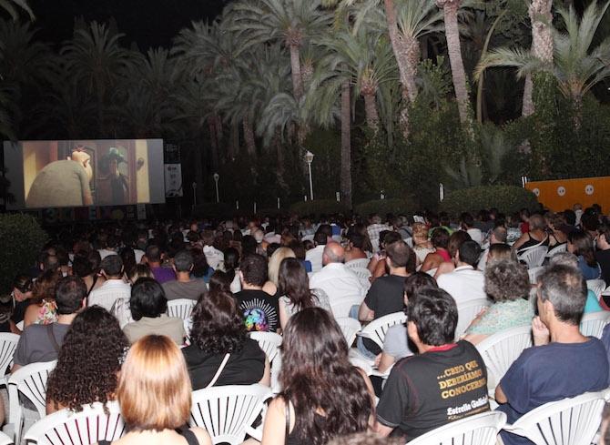 Programa Vivir Rodando 96: 40 aniversario del Festival Internacional de Cine Independiente de Elche